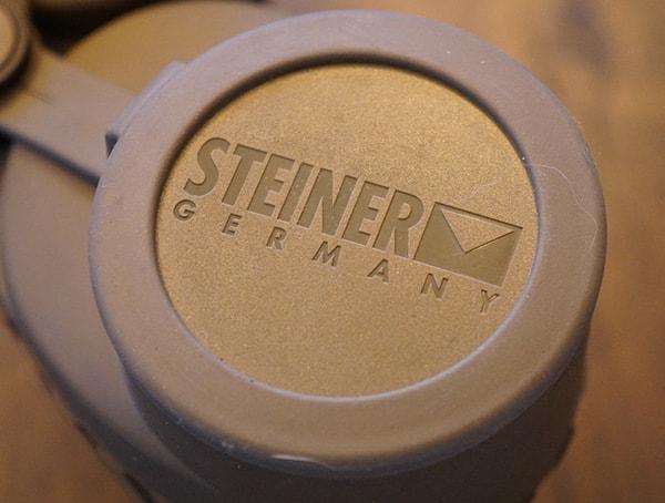 Protective Rubber Lens Cap Steiner Military Marine 10x 50 Binoculars