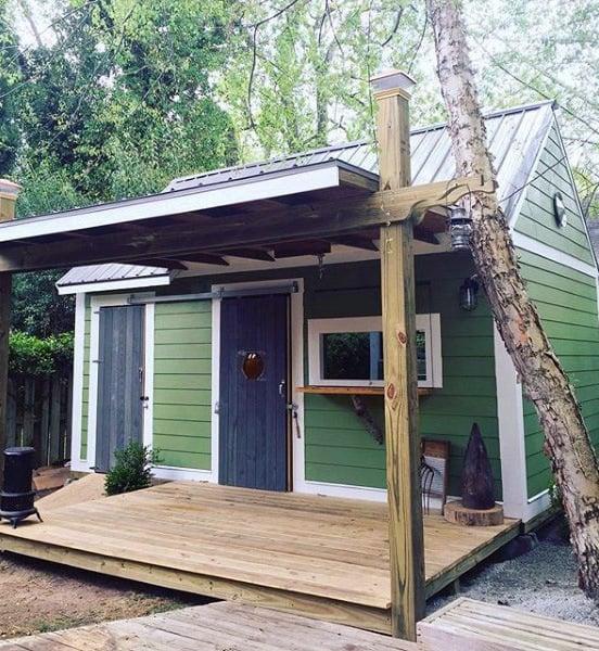 Pub Shed Designs For Backyard