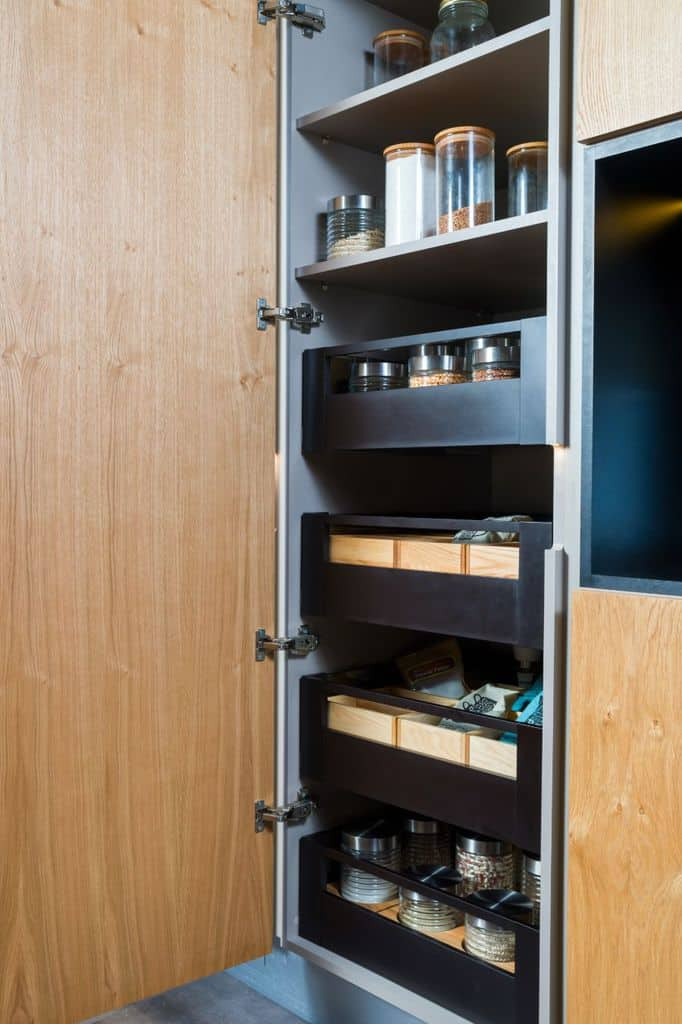 Pull Out Pantry Shelving Ideas