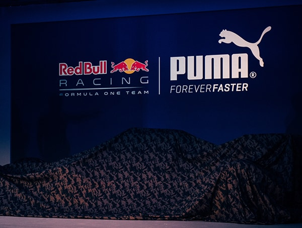 Puma Red Bull Reveal Revamped F1 Livery