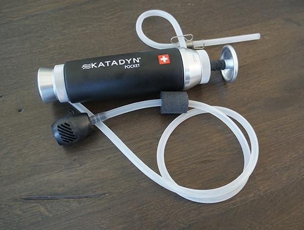 Pump Filter Katadyn Pocket
