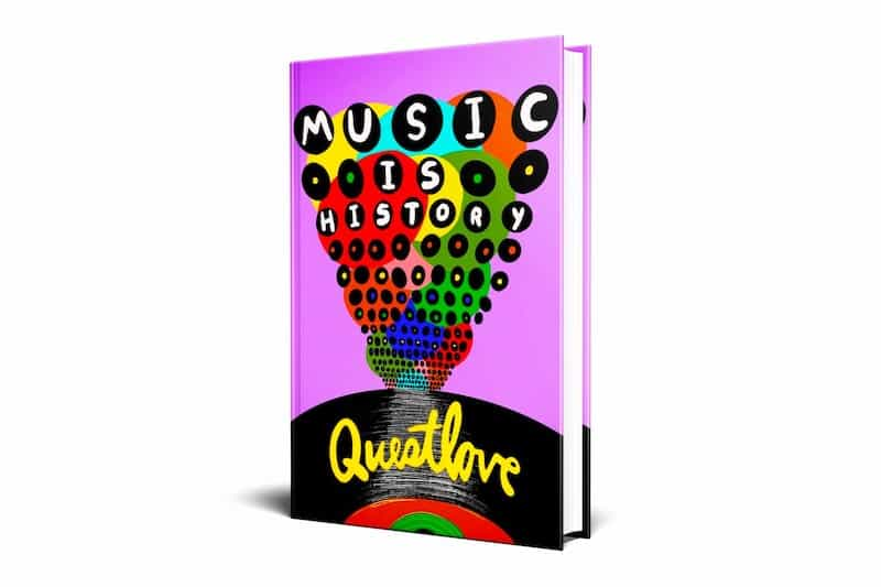 Questlove Announces Release Date for New Book