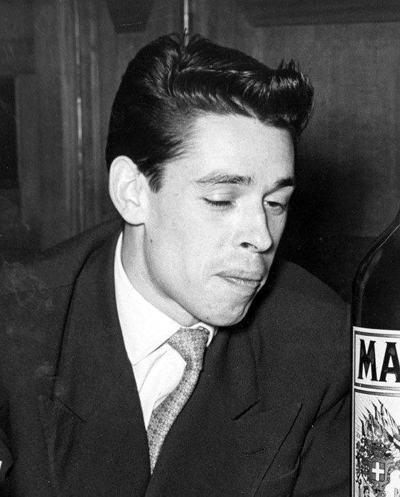 Quiff Mens 1950s Hair
