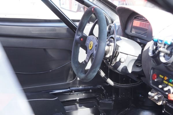 Race Ferrari Interior