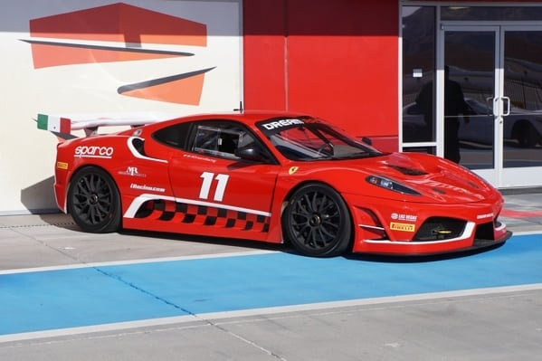 Race Modified Ferrari By Dream Racing