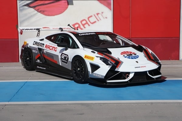 Race Modified Lamborgini By Dream Racing