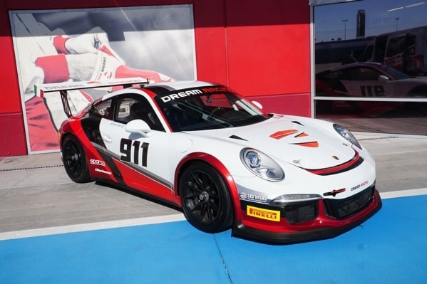 Race Modified Porsche By Dream Racing