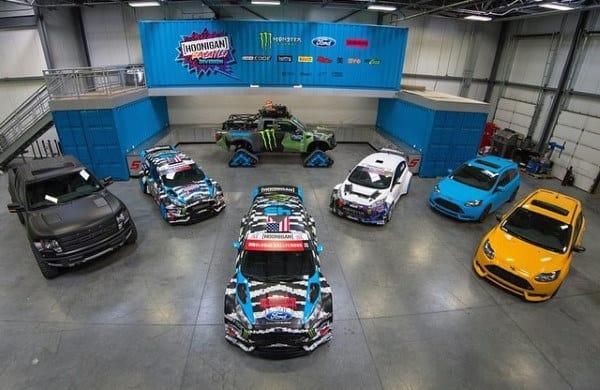 Racing Team Dream Garage