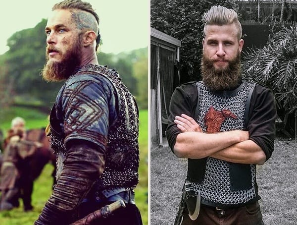 ragnar lothbrok vikings best sexy halloween costumes for men bearded dudes