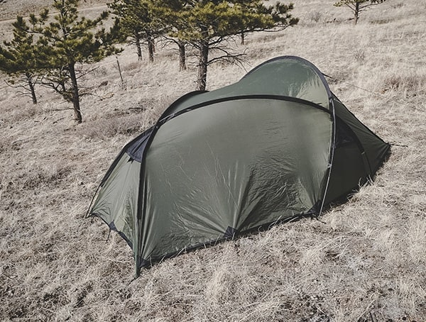 Rain Fly Attached Snugpak Scorpion 3 Tent Review
