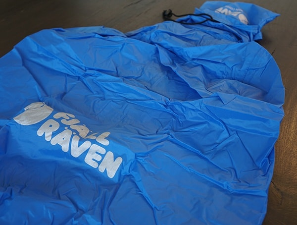 Rain Fly Fjallraven Kajka Backpack With Reflectors
