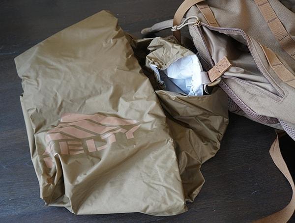 Rain Fly Stow Away Zippered Bottom Pocket Kelty Eagle Backpack