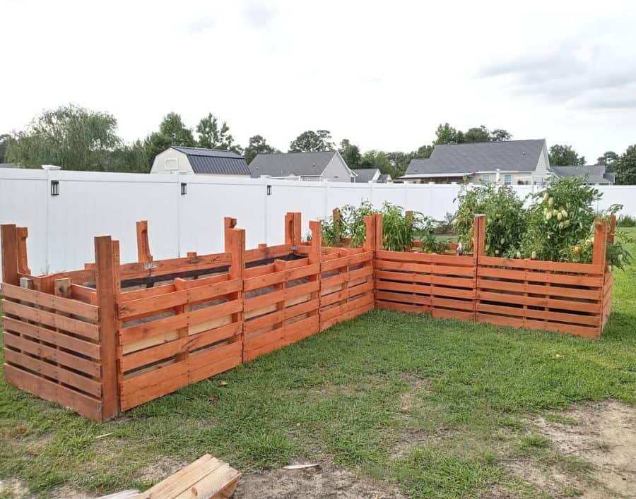 raised bed plant box pallet garden ideas jamie.owens1