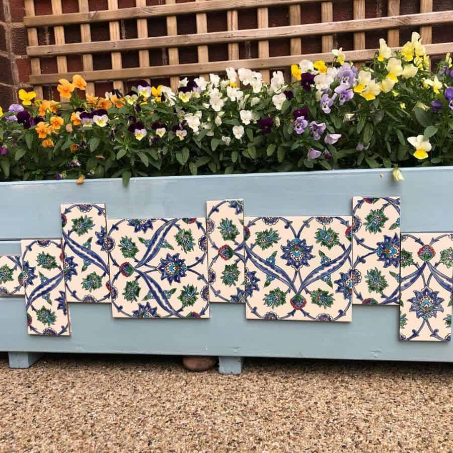 raised flower bed flower bed ideas girlfridaylancashire