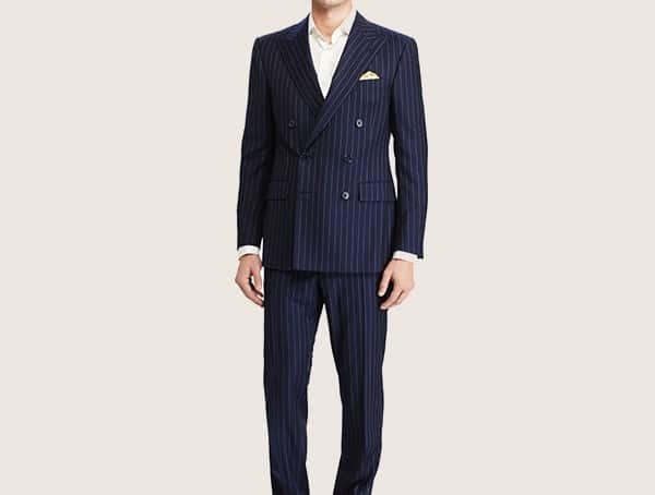 Ralph Lauren Purple Label Top Suit Brands For Men
