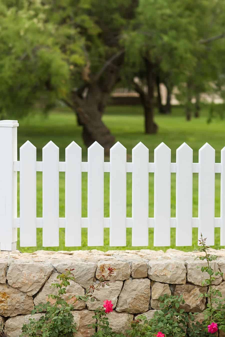 Ranch Or Country Wood Fence Ideas (2)
