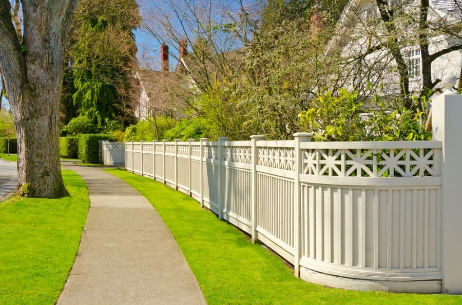Ranch Or Country Wood Fence Ideas (3)