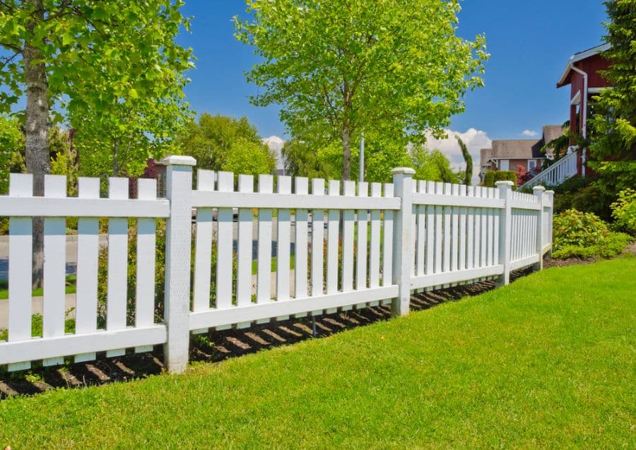 Ranch Or Country Wood Fence Ideas (4)