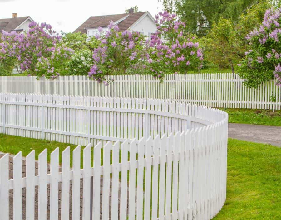 Ranch Or Country Wood Fence Ideas (6)