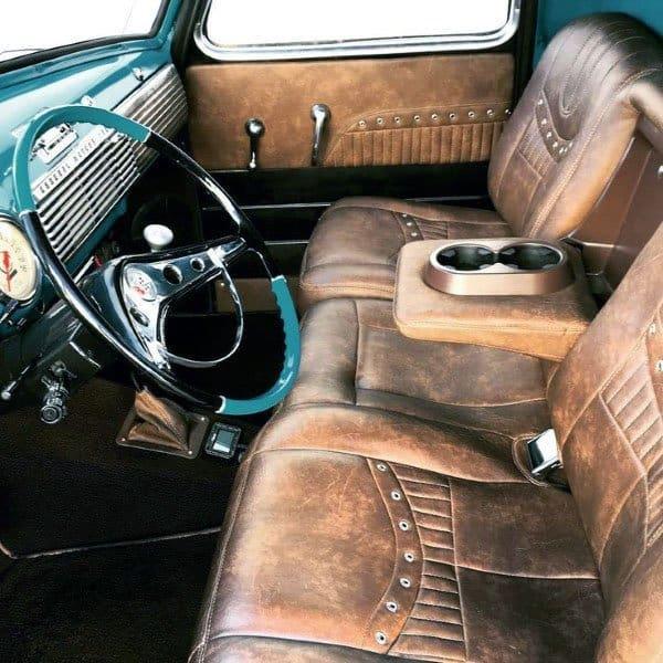 Rat Rod Interior Steering Wheel Ideas