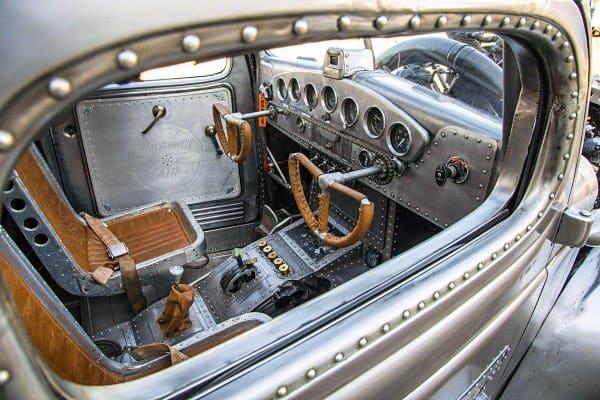 Rat Rods Rustic Interior Ideas