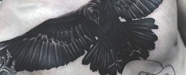 Top 111 Raven Tattoo Ideas [2021 Inspiration Guide]