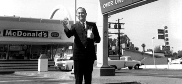 Ray Kroc Famous Failures
