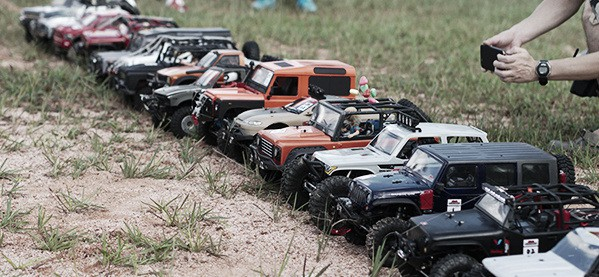 RC Cars Father Son Activities