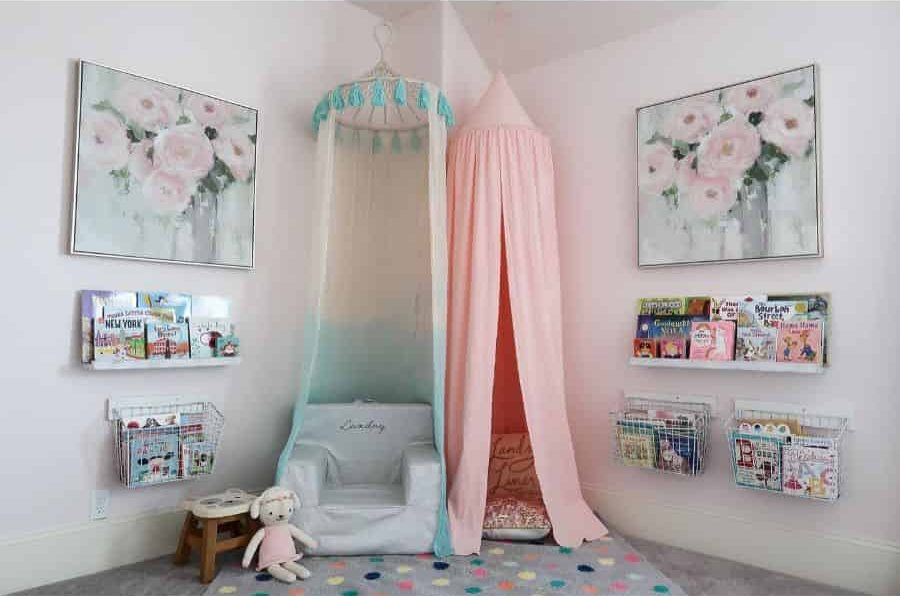 Reading Nook Corner Playroom Ideas Landryslooks
