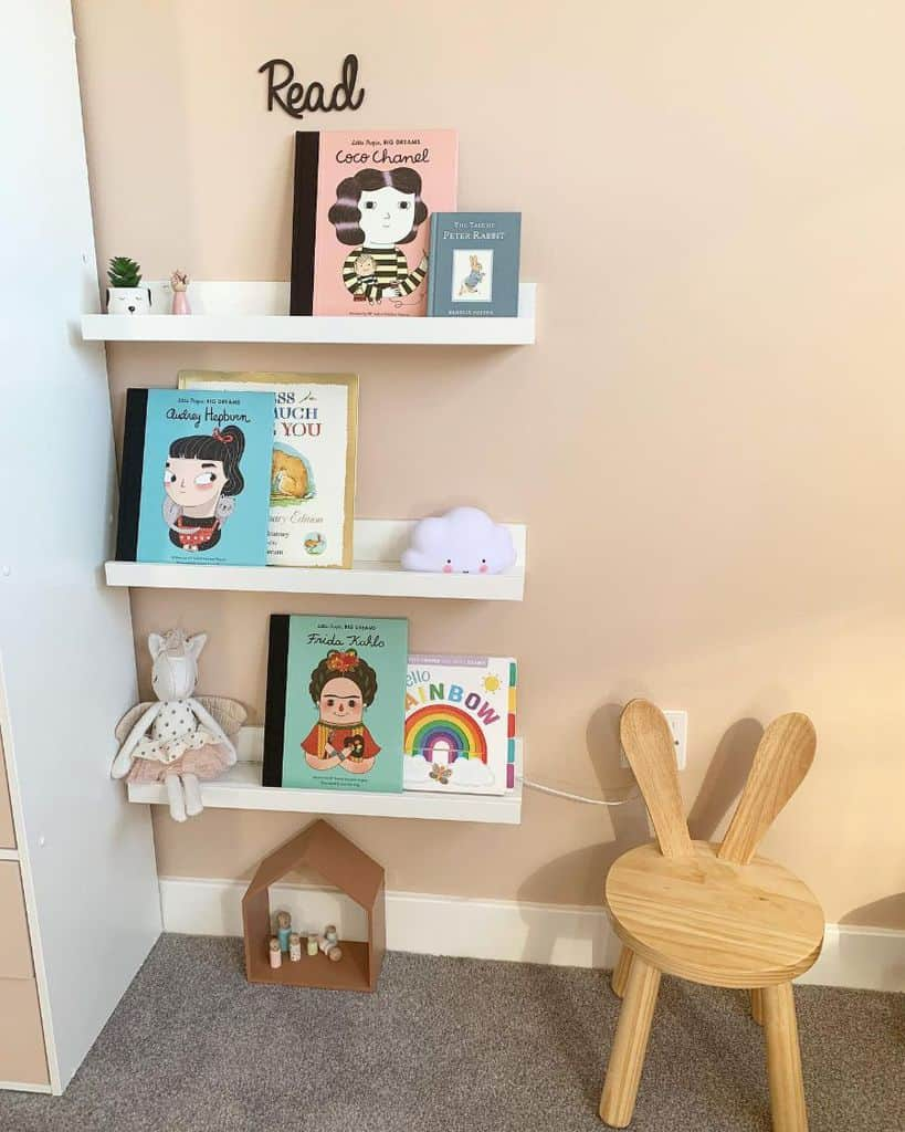 Reading Nook Corner Playroom Ideas Livingwithsassygirls