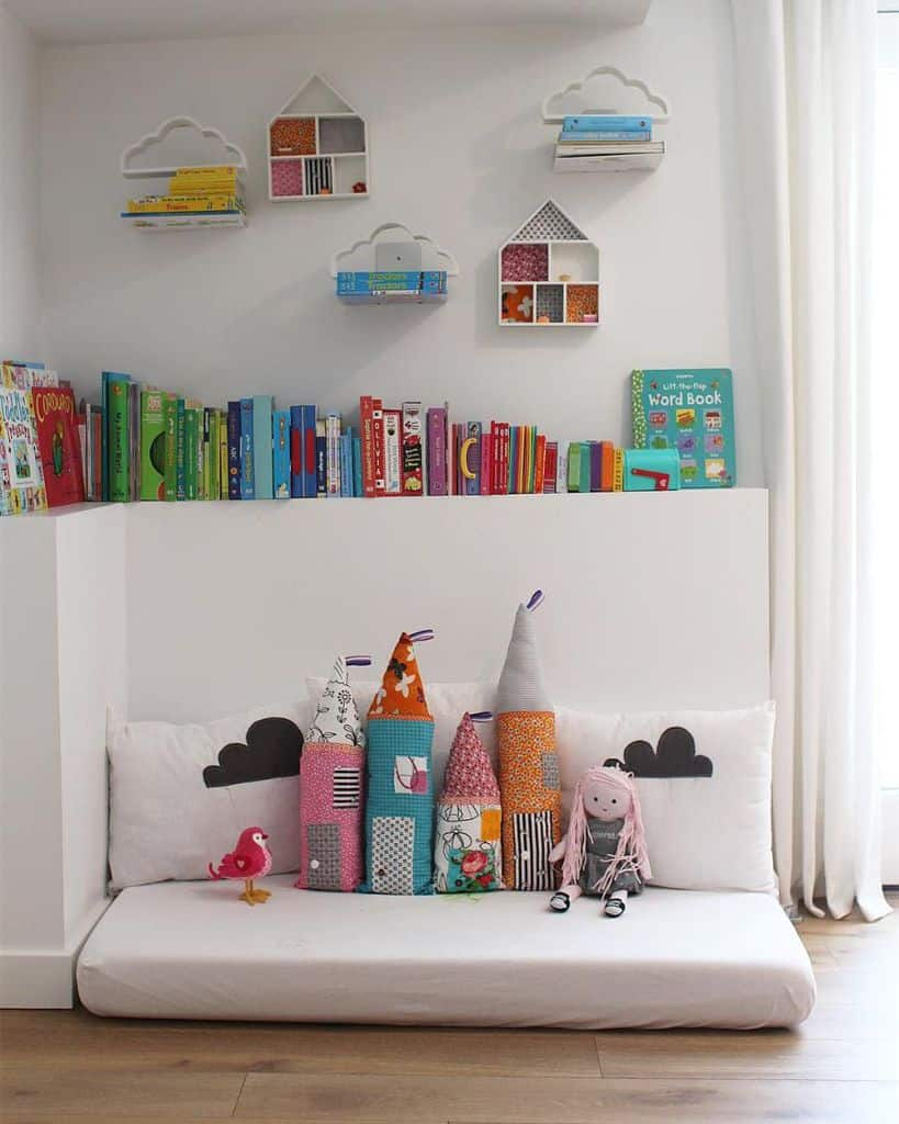 Reading Nook Corner Playroom Ideas Mydesigntouch