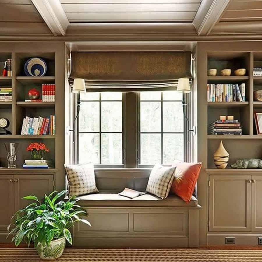 Reading Nook Window Seat Homechanneltv