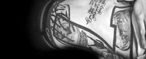 60 Real Madrid Tattoo Designs For Men – Soccer Ink Ideas