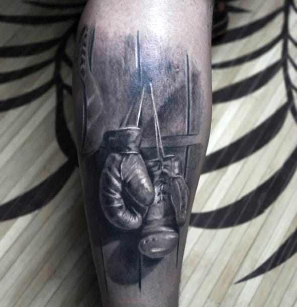 70 boxing gloves tattoo designs for men swift ink ideas