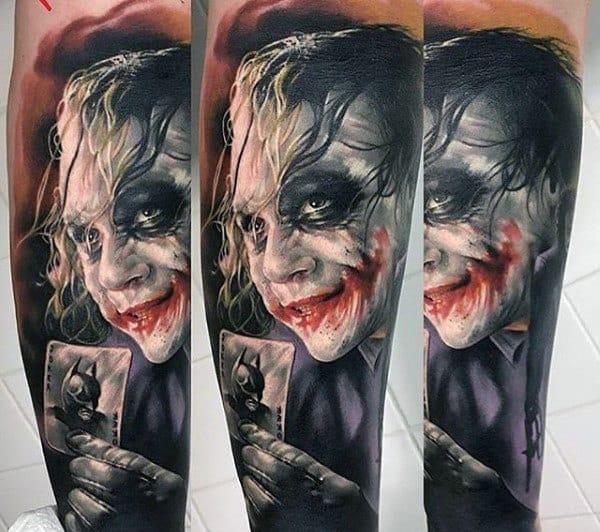 Tatuaggi joker con dating