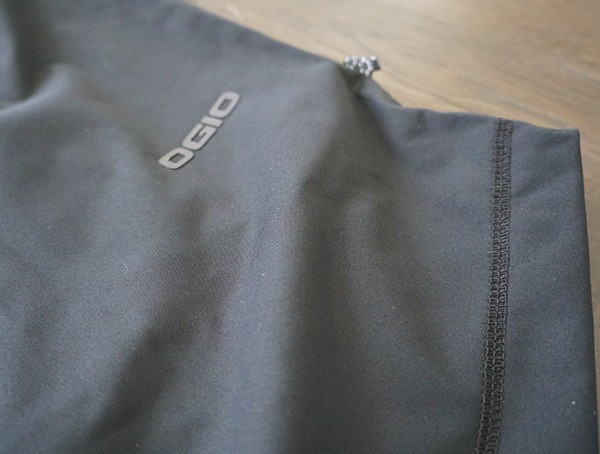Rear Brand Detail Ogio All Elements Elite Rain Jacket For Guys