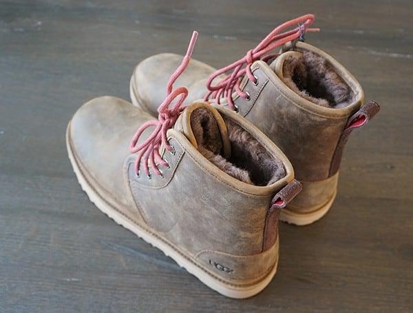 Rear Mens Ugg Waterproof Harkley Boots