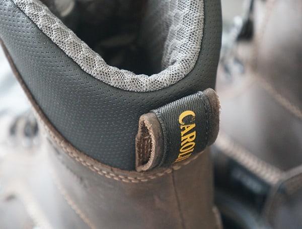 Rear Pull Tab Carolina Maximus 2 0 Logger Boots For Men
