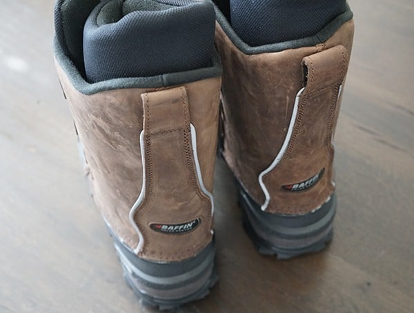 Rear View Baffin Control Max Boots For Men