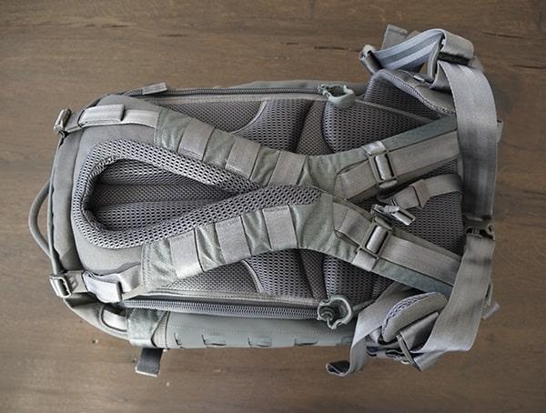 Rear View Maxpedition Riftblade Backpacks