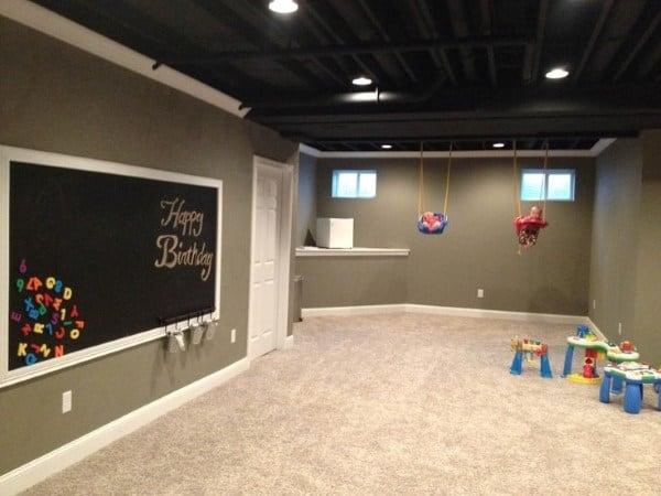 outlet store e6355 a756d Top 60 Best Basement Lighting Ideas - Illuminated Interior ...