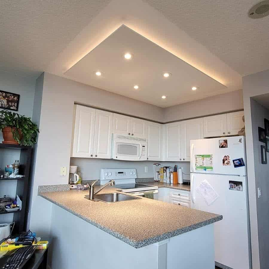 recessed lighting kitchen lighting ideas condopotlight