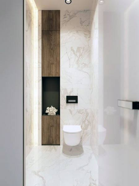 Recessed Wall Niche Ideas Inspiration Bathroom Decor Space