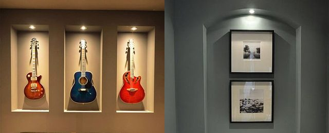 Top 40 Best Recessed Wall Niche Ideas – Interior Nook Designs