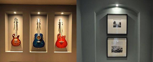 Top 40 Best Recessed Wall Niche Ideas – Interior Nook Designs