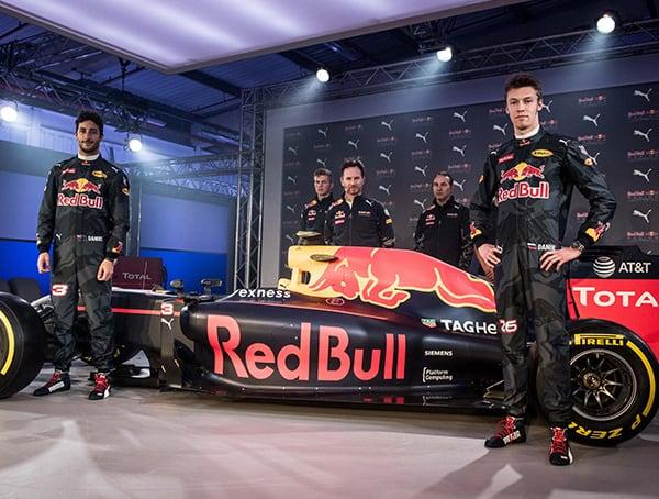 Red Bull Puma Formula 1 Team