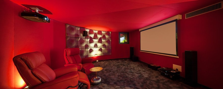 Designs For Home Theater Seating Sectional