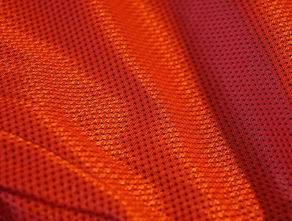 Red Interior Mesh Topo Designs Fleece Mens Hoodie Lingin