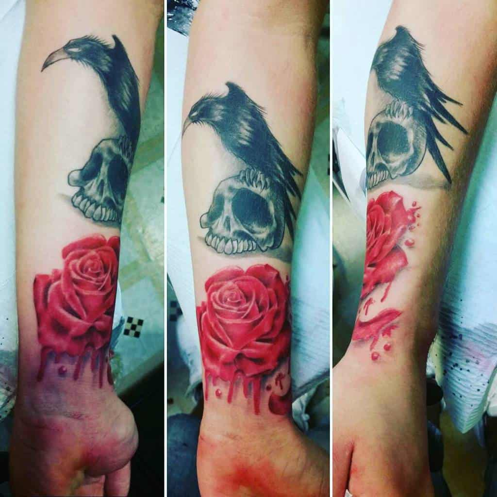 red-rose-black-bird-tattoo-lucky_tatts