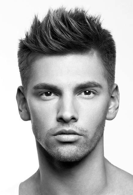 Beautiful Refined Male Short Hair Styles For Fine Thin Hair